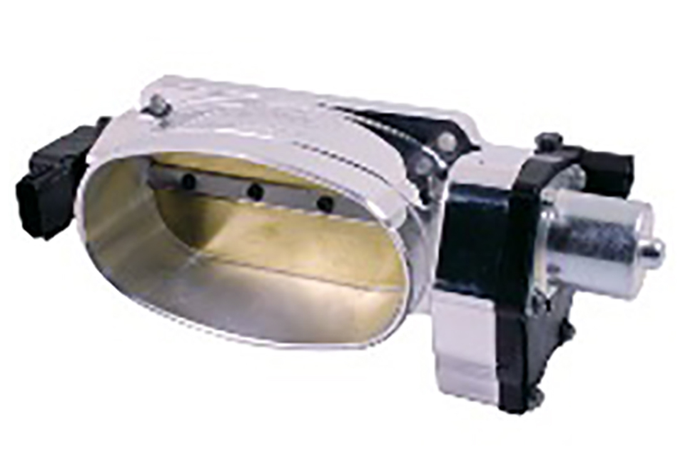 Ford Performance Super Cobra Jet Oval Throttle Body (07-14 GT500/Cobra)