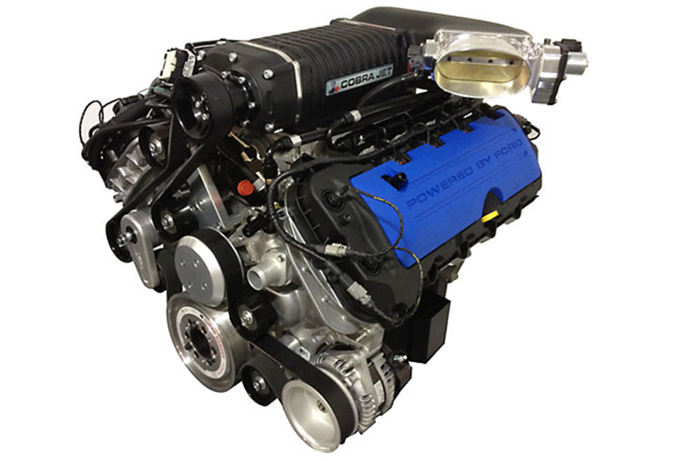 Ford Performance Supercharged Cobra Jet Engine (14) - DISCONTINUED