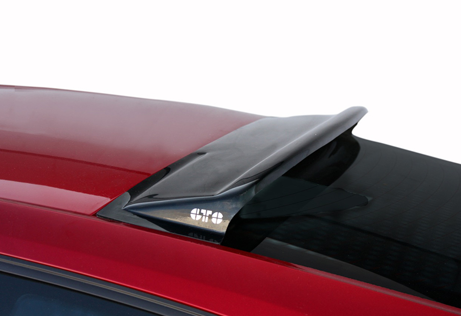 GTS S550 Mustang Smoked Solarwing Roof Spoiler (2015-2017)