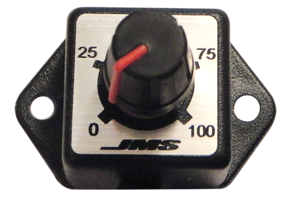 JMS Fusion Single Remote PedalMAX Adjustment Knob (11-16 All)