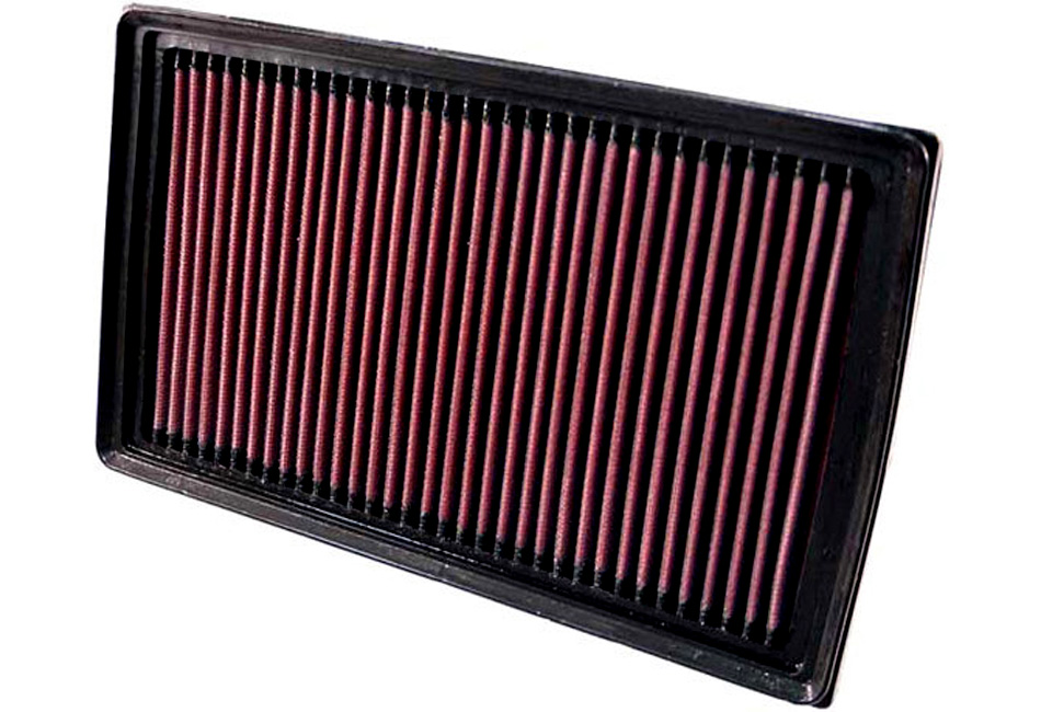 K&N Focus Drop-In Filter (00-04 Zetec)