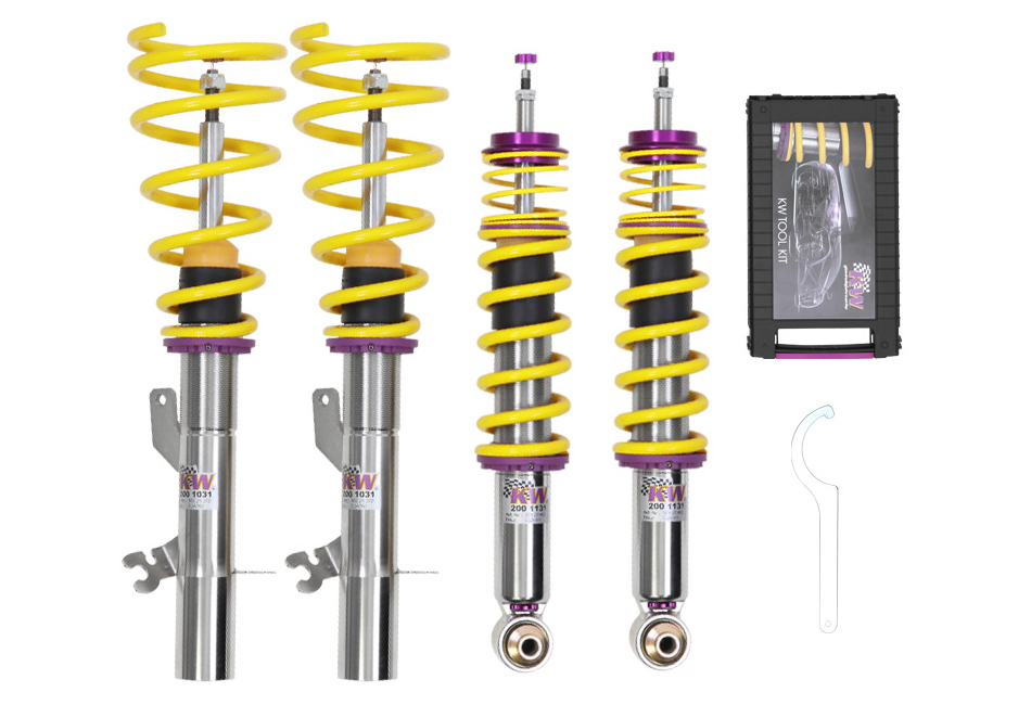 KW Suspension V3 S550 Mustang Coilover Kit (15-17 All)