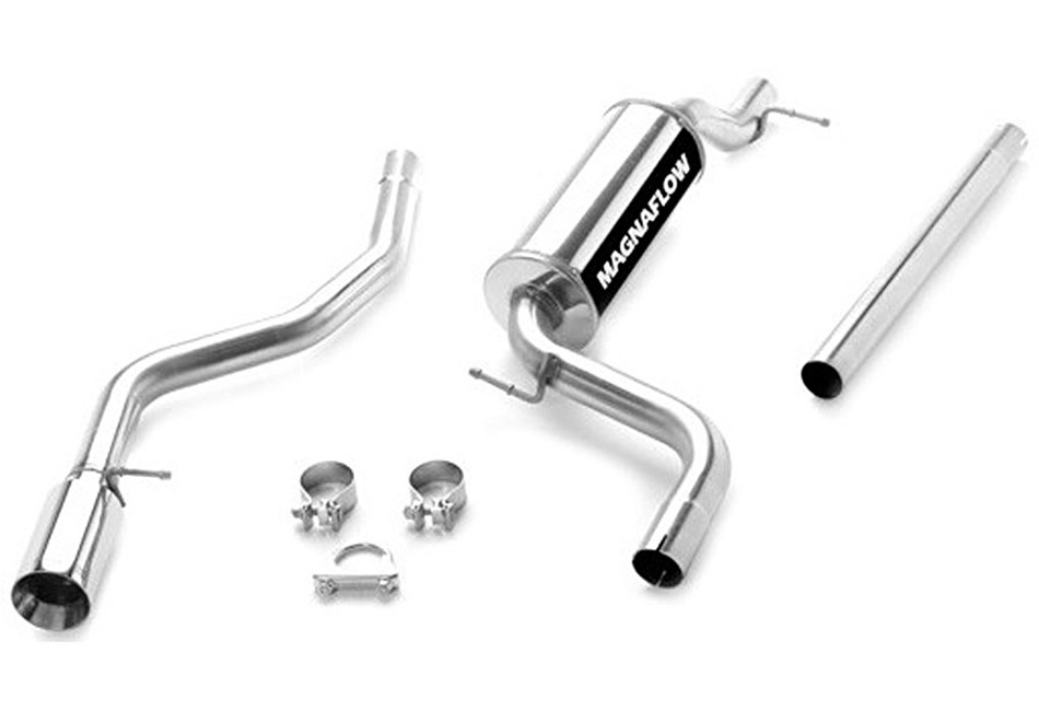 Exhaust; 2008-2011 Focus Parts; Steeda carries a large selection of exhaust parts for the Ford Focus.
