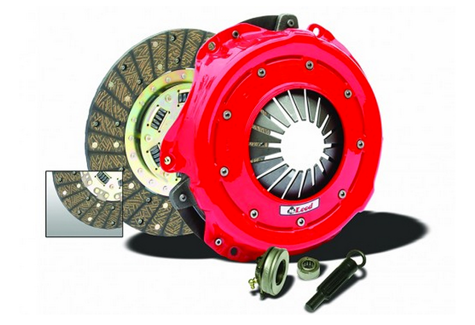 McLeod Street Level Clutch Kit (99-04 Cobra/GT)