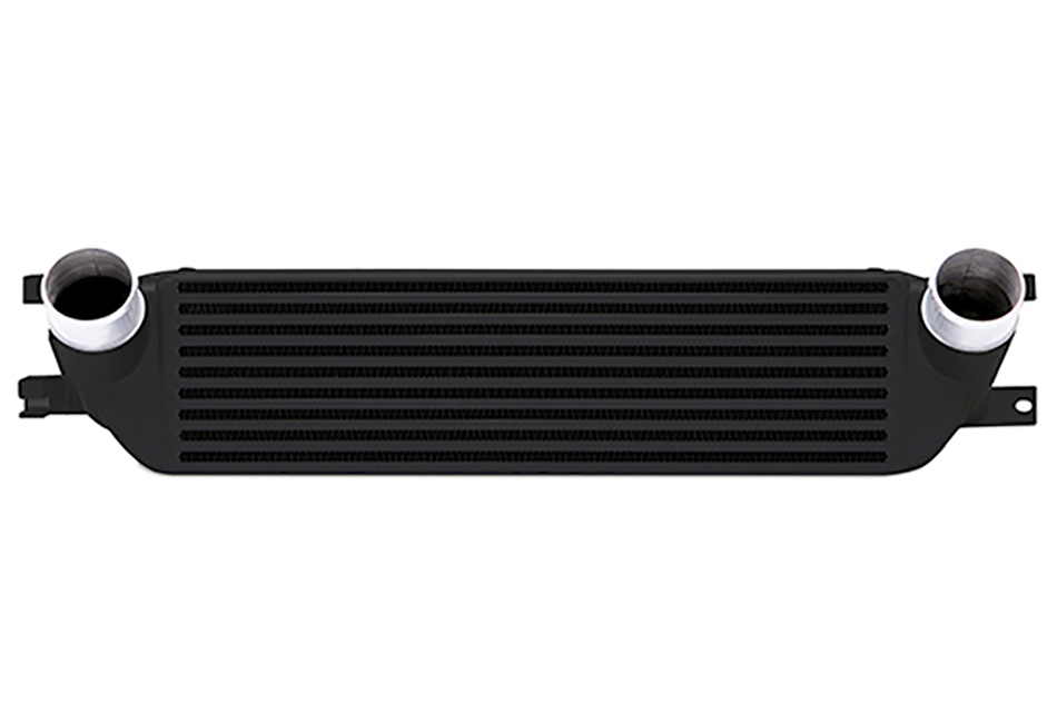 Mishimoto Mustang EcoBoost Performance Intercooler - Black (2015-2019)