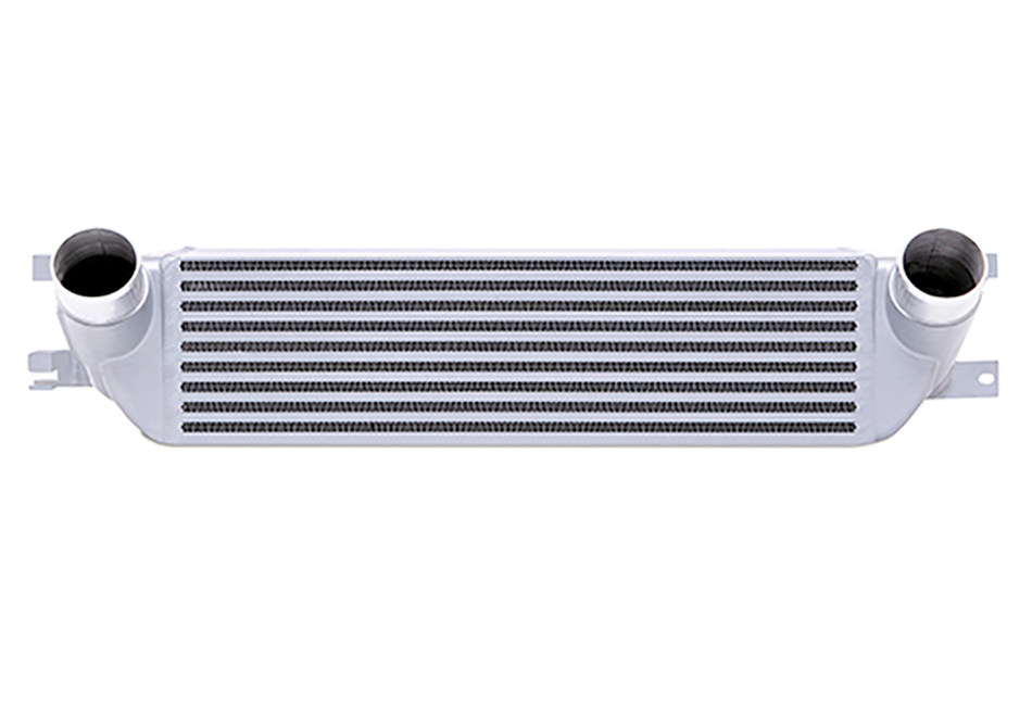 Mishimoto S550 Mustang Performance Intercooler - Silver (15-17 EcoBoost)