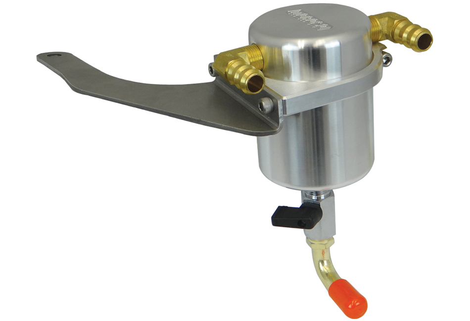 Moroso Mustang GT Large Body Air Oil Separator (2015-2017)