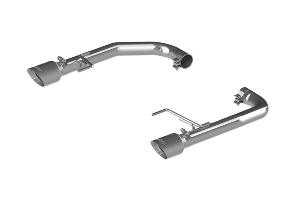 MBRP Mustang GT Pro Series Axle-Back Exhaust -Race Version (2015-2017)