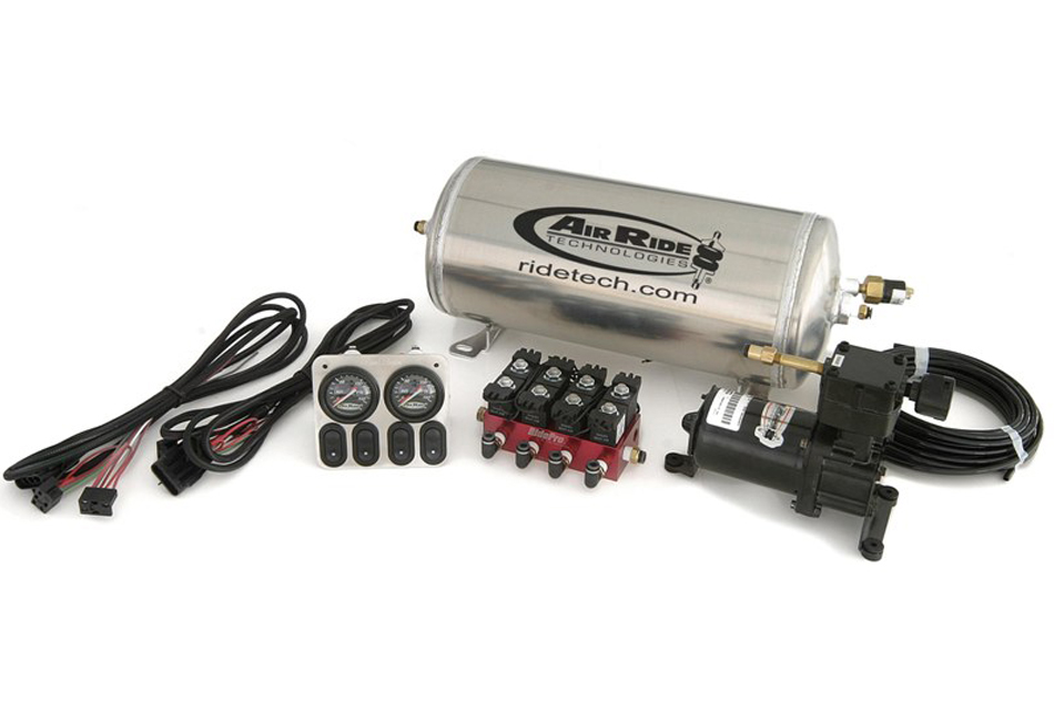 Ridetech Sn95 Mustang Level 1 Air Suspension System  94