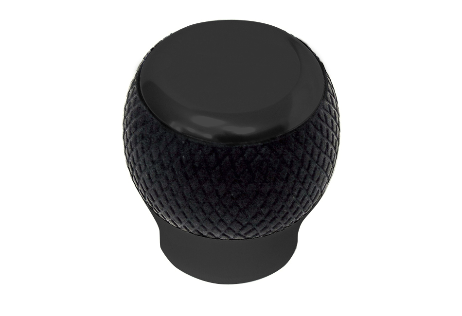 Steeda Focus Billet Black Shift Knob (00-18 All)