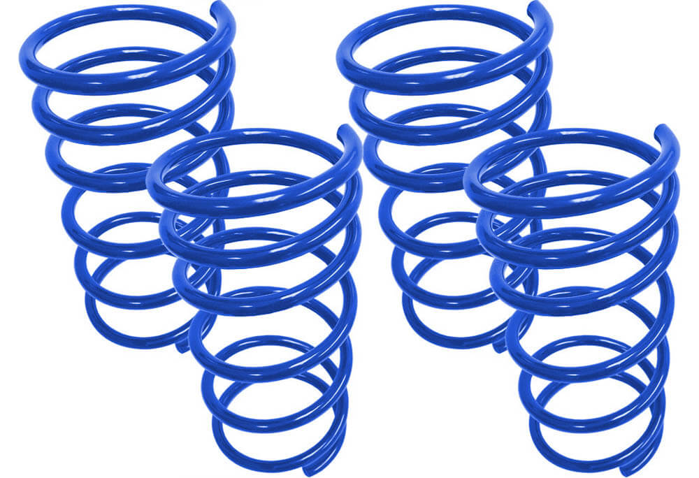Steeda Focus ST Lowering Springs (2012-2013)