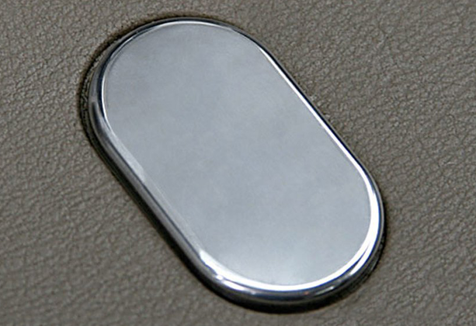 Steeda Mustang Coin Holder Delete - Machined (1999-2004)