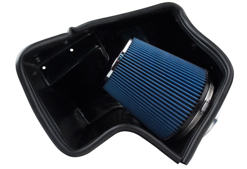Steeda ProFlow Mustang V6 Cold Air Intake - No Tune Required (15-17 V6)
