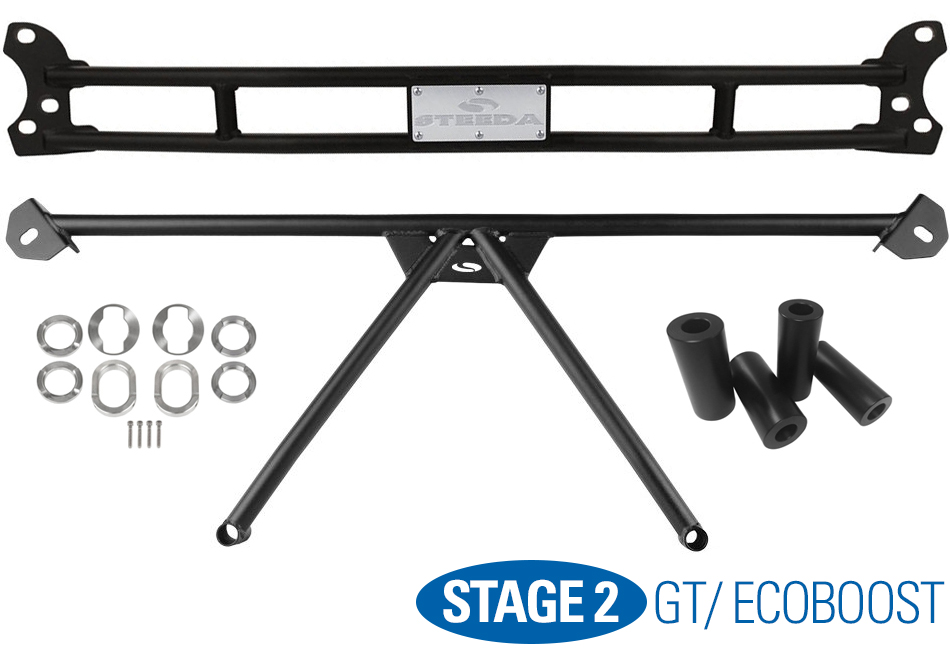 Steeda Stage 2 Handling Package (15-17 GT/EcoBoost)