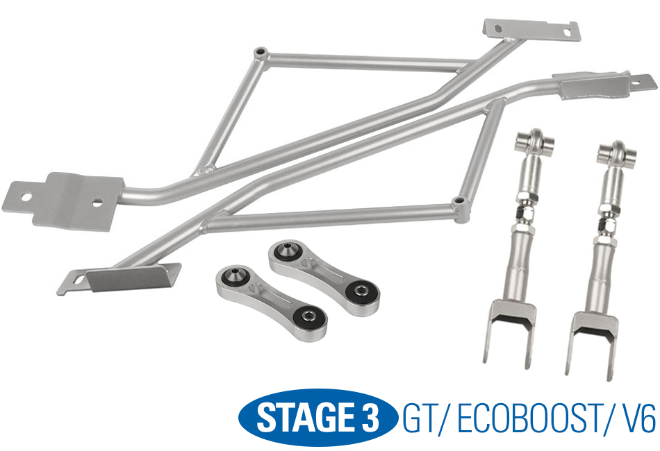 Steeda Stage 3 Handling Package (15-17 All)