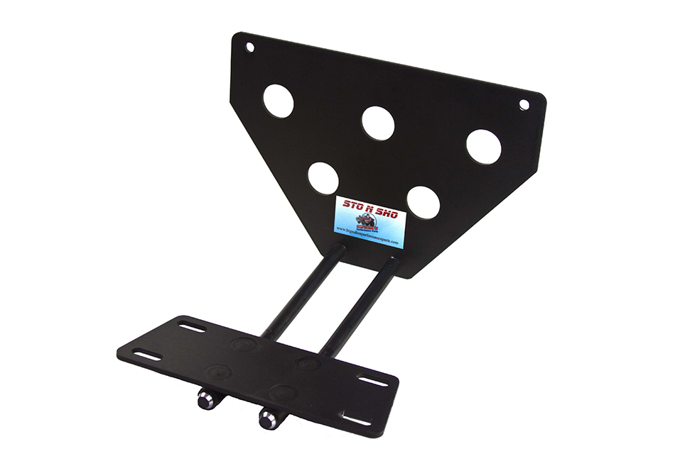 Sto N Sho Focus ST License Plate Bracket (15-18 ST)