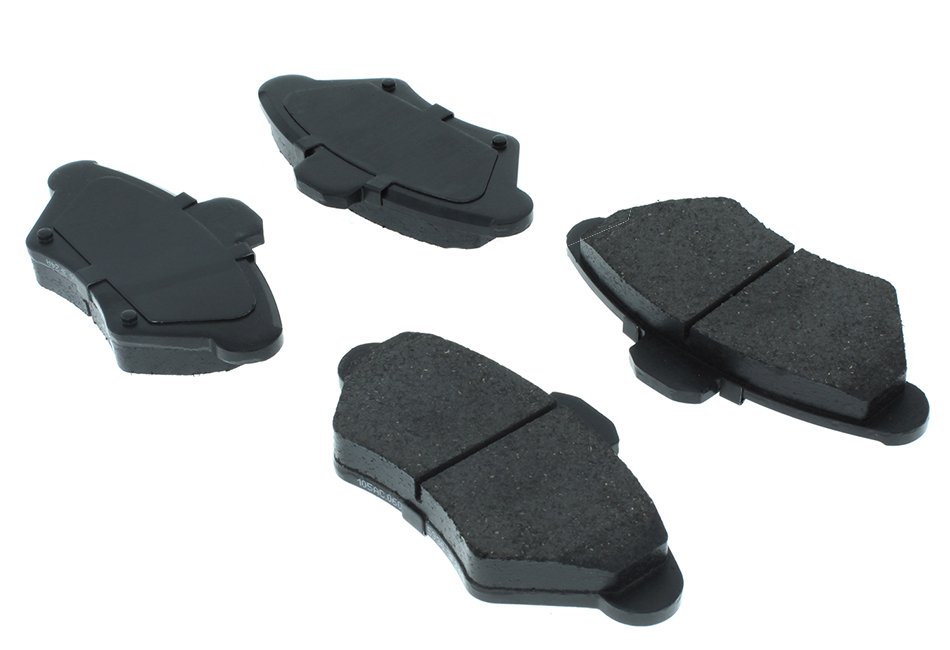 StopTech Mustang Select Front Brake Pads (1994-1998)