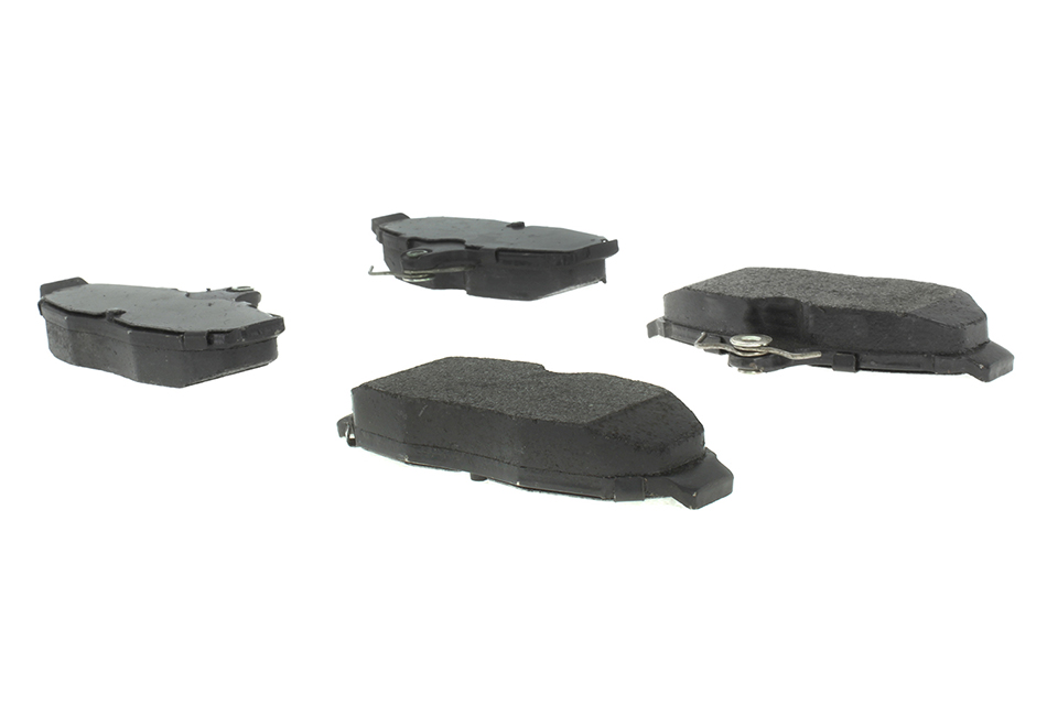 StopTech Posi-Quiet Ceramic Mustang Cobra Rear Brake Pads (1993)