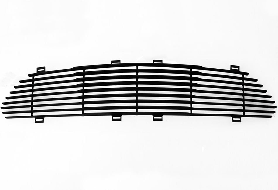 T-Rex Grilles S550 Mustang Billet Series Black Aluminum Horizontal Grille (15-17 All)