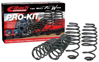 Eibach Mustang 4CYL and V6 PRO-KIT Lowering Springs (1979-2004)