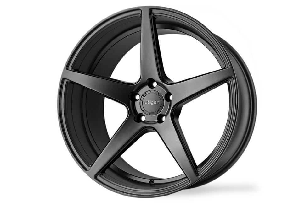 Velgen Wheels Classic5 Matte Gunmetal Rear Wheel - 20x10.5 (05-20 Mustang)