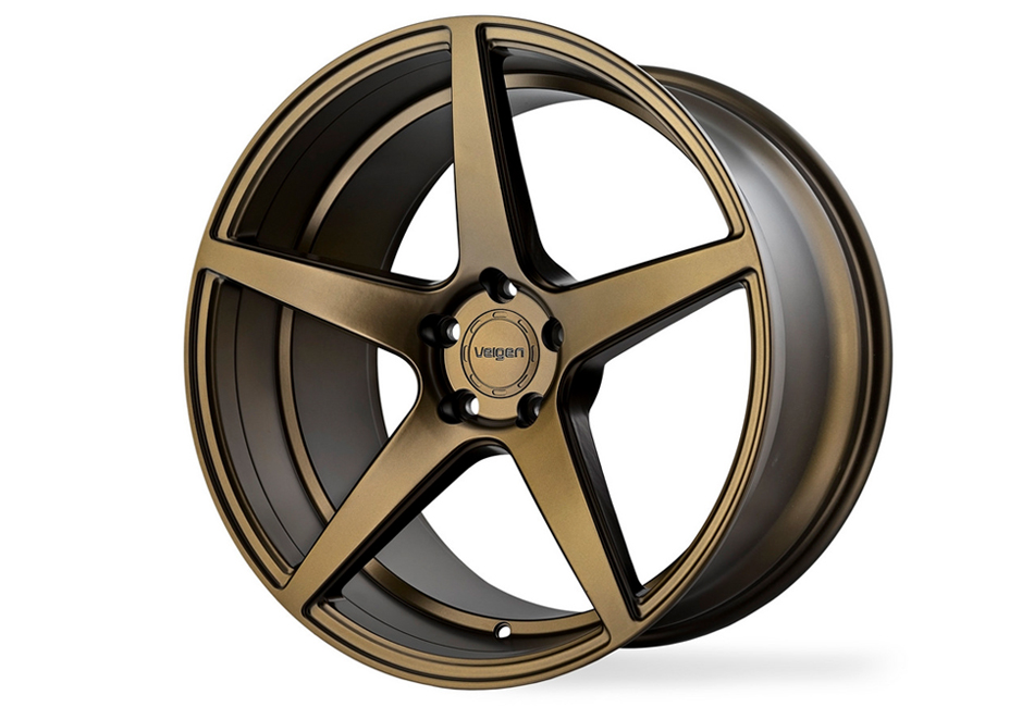 Velgen Wheels Classic5 Satin Bronze Front Wheel - 20x9 (05-20 Mustang)