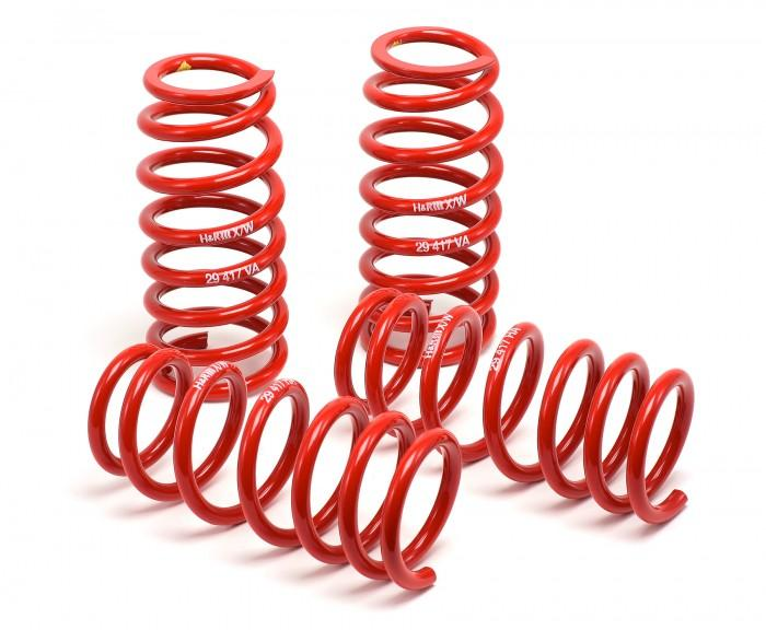 H&R Mustang Cobra Race Springs - Coupe (1999-2002)