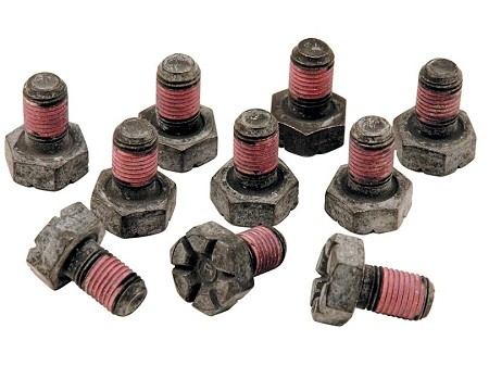 Ford Performance Mustang 8.8 inch Ring Gear Bolts Set of 10 (1986-2014)