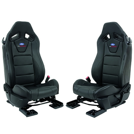 Ford Performance Mustang Logo Recaro Seat Set (2018-2021)