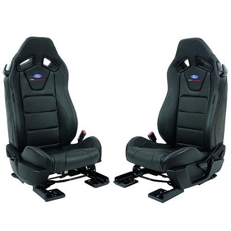 Ford Performance Mustang Logo Recaro Seat Set (2018-2019)