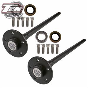 Ten Factory S197 Mustang Performance Rear Axle Kit 8.8