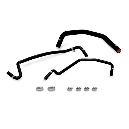 Mishimoto Mustang GT 5.0L Silicone Ancillary Hose Kit - Black (2015-2020)