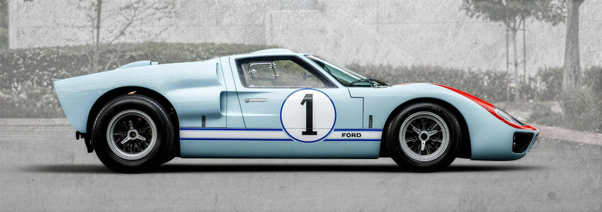 1966 Ford GT MKII