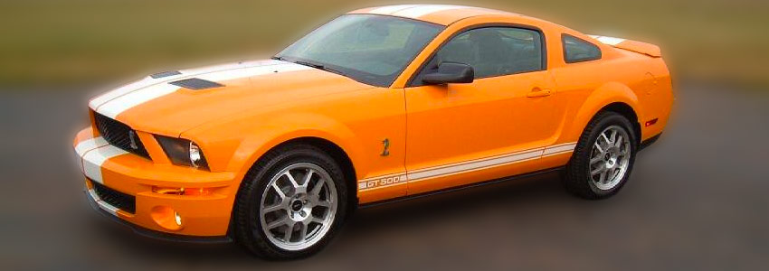 2007 Mustang Shelby GT500