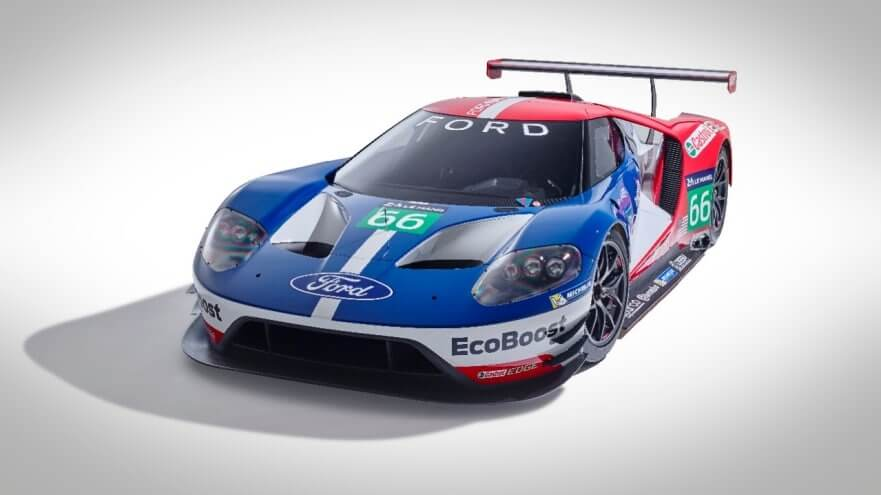 Ford GT Le Man