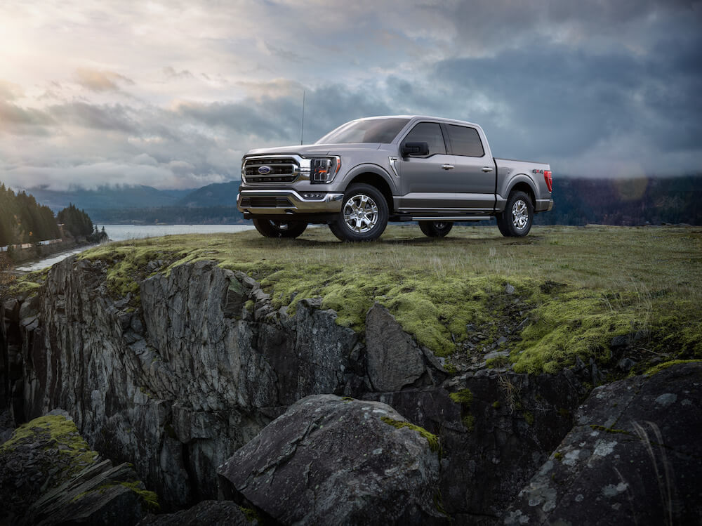 2021 Ford F-150 Mountain Top