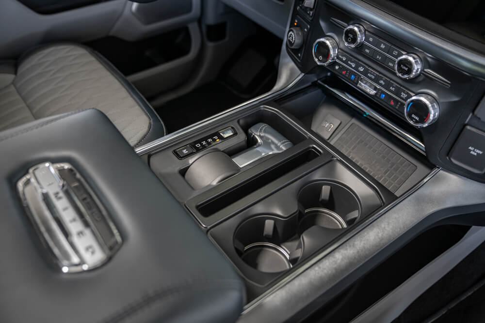 2021 Mustang F-150 Center Console