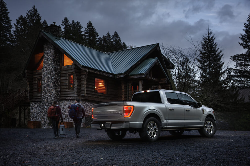2021 Mustang F-150 Outdoors