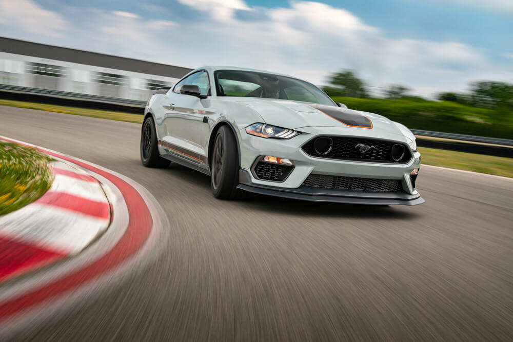 2021 Mustang Mach 1 Road Course