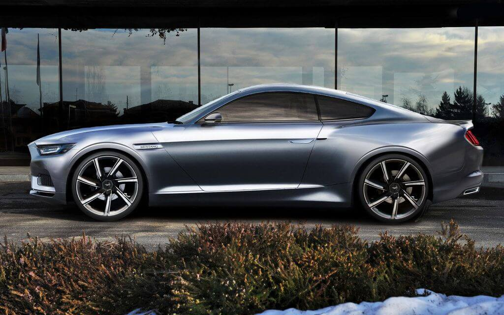 2023 Mustang S650 Side Shot Concept