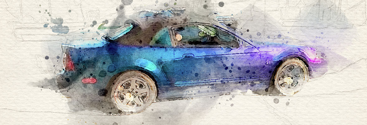 1999-2004 Mustang Paint Colors