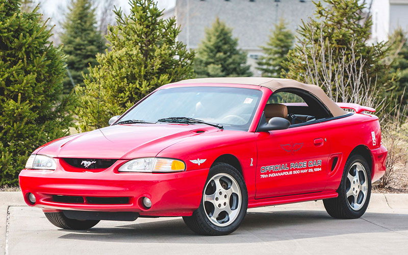 1994 Mustang Pace Car