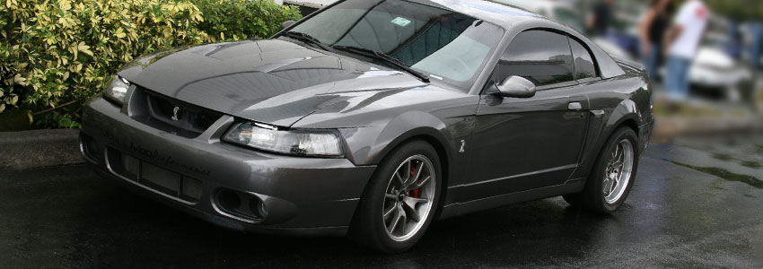 4V Mustang Engines