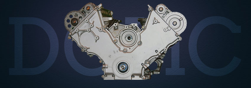 DOHC Mustang Engine