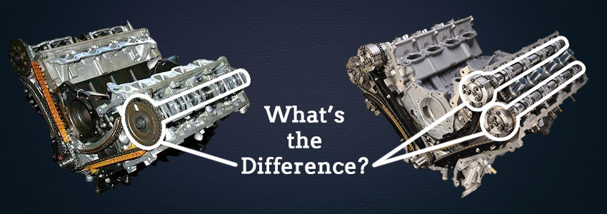 SOHC vs DOHC Mustang Differences