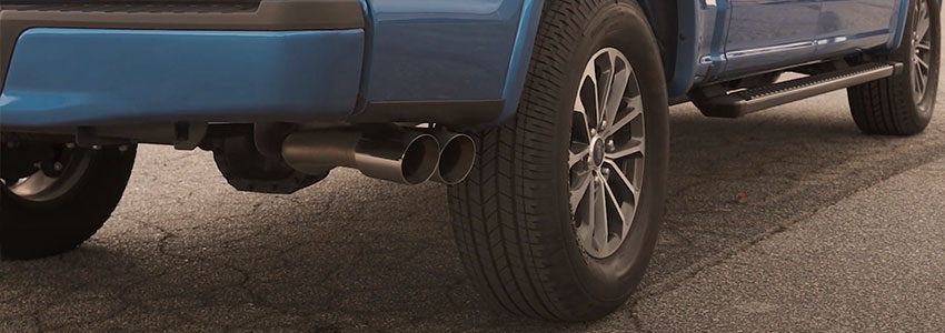 v8 exhausts