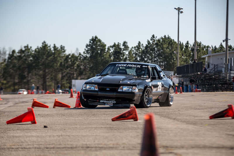 Fox Body Pro Touring Autocross