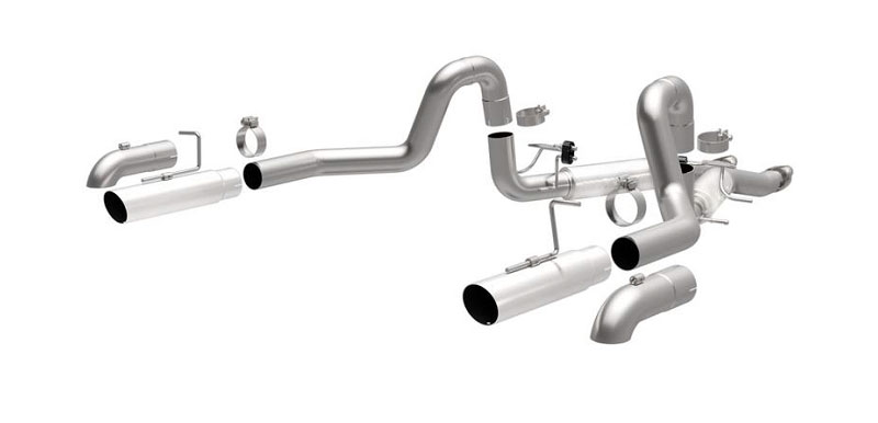 foxbody competition exhaust