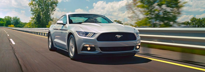 Mustang EcoBoost Performance
