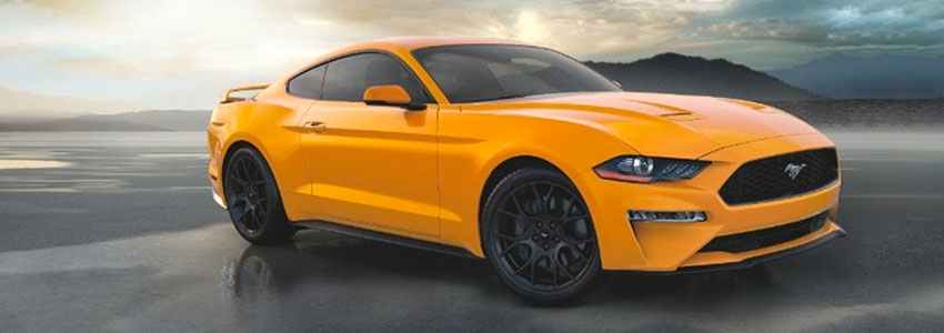 Mustang EcoBoost Laws